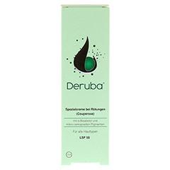 DERUBA Creme 30 Milliliter - Rückseite
