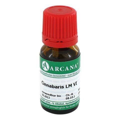 CINNABARIS Arcana LM 6 Dilution 10 Milliliter N1