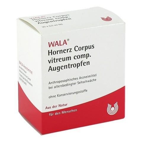 HORNERZ/ CORPUS VITREUM COMP. Augentropfen 30x0.5 Milliliter N1
