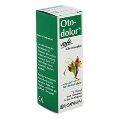 OTODOLOR Soft Ohrentropfen 7 Gramm