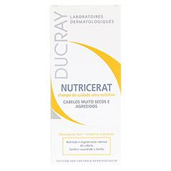 DUCRAY NUTRICERAT Ultra nutritiv Shamp.trock.H. 200 Milliliter - R�ckseite