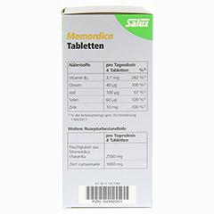 MOMORDICA DIABETIKER Tabletten mit Zimt Tabletten 90 Stück - Linke Seite