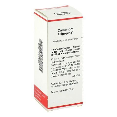 CAMPHORA OLIGOPLEX Liquidum 50 Milliliter N1