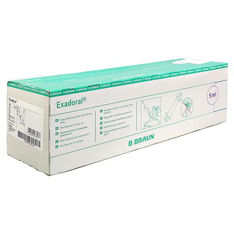 EXADORAL B.Braun orale Spritze 5 ml 100 Stück