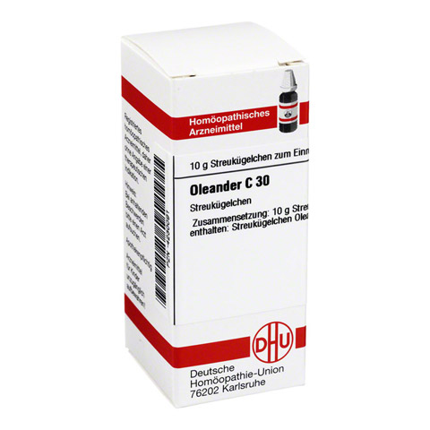 OLEANDER C 30 Globuli 10 Gramm N1