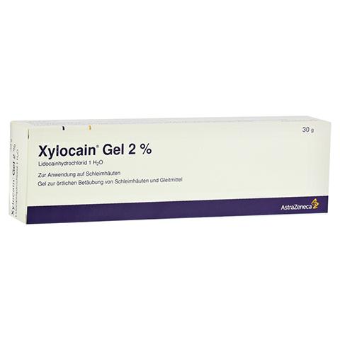 XYLOCAIN GEL 2% 30 Gramm N3