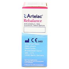ARTELAC Rebalance Augentropfen 2x10 Milliliter - Rechte Seite