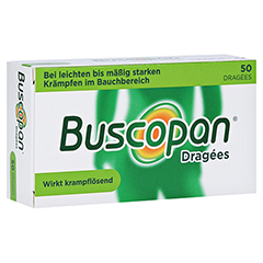 Buscopan Dragees 50 Stück N2