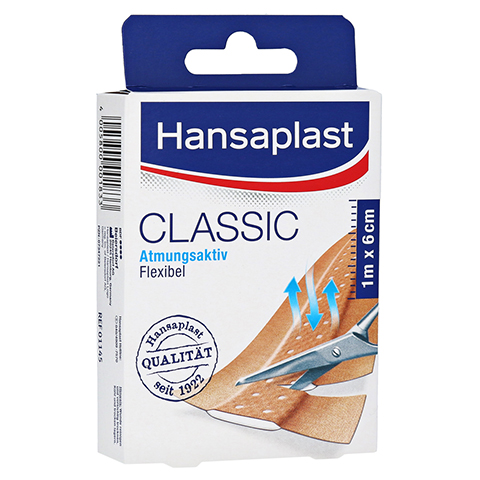 HANSAPLAST Classic Pflaster 6 cmx1 m 1 St�ck