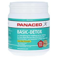 PANACEO Basic-Detox Zitronengras Pulver 400 Gramm