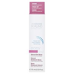 B�RLIND BODY lind Natural Deo Spray 75 Milliliter - Vorderseite