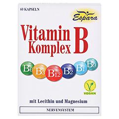 Vitamin B Komplex Kapseln 60 Stück - Vorderseite