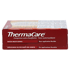 THERMACARE flexible Anwendung 3 St�ck - Rechte Seite