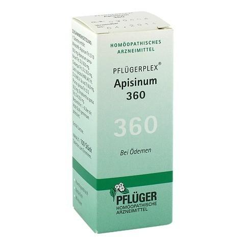 PFL�GERPLEX Apisinum 360 Tabletten 100 St�ck N1