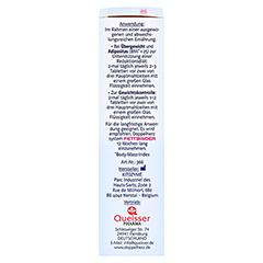 DOPPELHERZ Fettbinder mit KiObind system Tabletten 60 Stück - Linke Seite