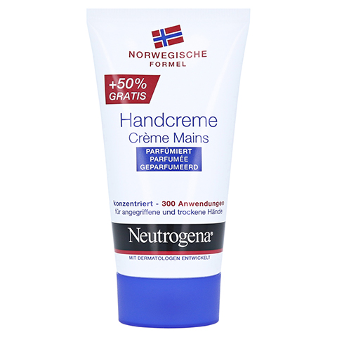 NEUTROGENA norweg.Formel Handcreme parfümiert 75 Milliliter
