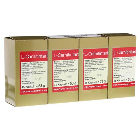 L-CARNITIN TARTRAT 1000 Kapseln 180 Stück