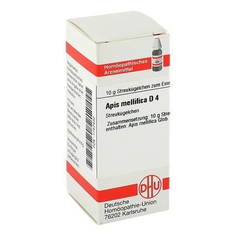APIS MELLIFICA D 4 Globuli 10 Gramm N1