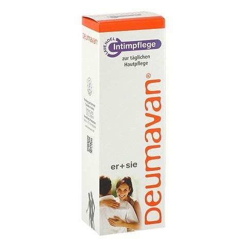 DEUMAVAN Intimpflegesalbe lavendel 125 Milliliter