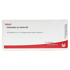 CALENDULA EX Herba D 3 Ampullen 10x1 Milliliter N1 - Vorderseite