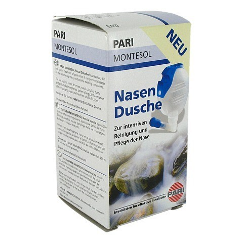 PARI Montesol Nasendusche 1 Stück
