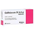 Coffeinum N 0,2g 20 Stück N1