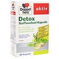 DOPPELHERZ Detox Stoffwechsel-Kapseln 80 St�ck