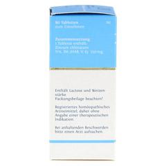 BIOCHEMIE DHU 21 Zincum chloratum D 6 Tabletten 80 Stück N1 - Linke Seite