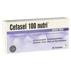 CEFASEL 100 nutri Selen-Tabs 60 Stück