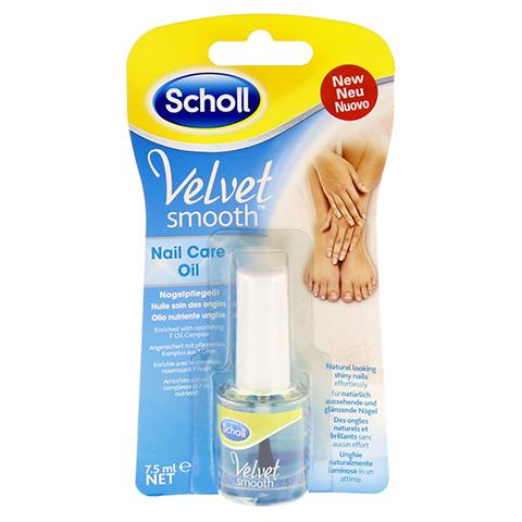SCHOLL Velvet smooth Nagelpflegeöl 7.5 Milliliter