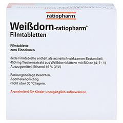 Weißdorn-ratiopharm 100 Stück N3 - Oberseite