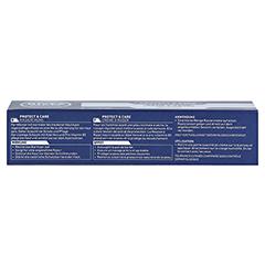 NIVEA MEN Rasiercreme mild 100 Milliliter - Unterseite