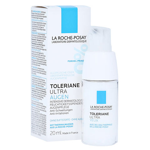 La Roche-Posay Toleriane Ultra Augen Augenpflege 20 Milliliter