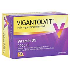 Vigantolvit 2.000 I.E. Vitamin D3 120 Stück