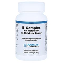 B-COMPLEX mit Metafolin und Intrinsic Factor Kaps. 60 Stück
