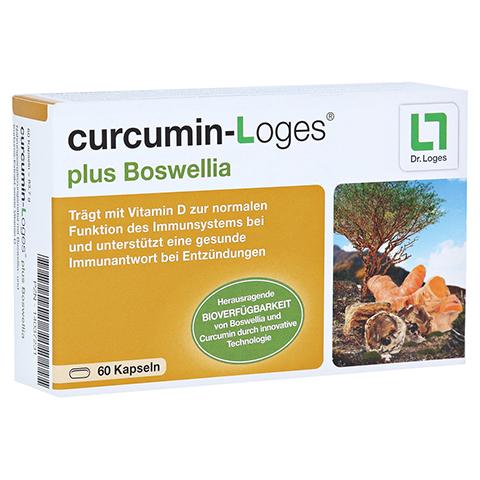 curcumin-Loges plus Boswellia 60 Stück