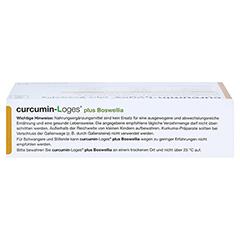 curcumin-Loges plus Boswellia 60 Stück - Oberseite