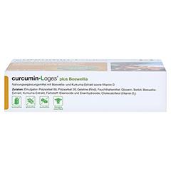 curcumin-Loges plus Boswellia 60 Stück - Unterseite