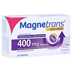MAGNETRANS duo-aktiv 400 mg Tabletten 50 Stück