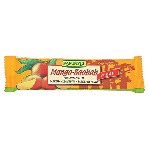 RAPUNZEL Fruchtschnitte Mango-Baobab 40 Gramm