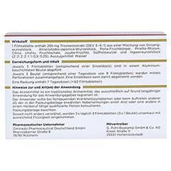 YAMATOGAST 265 mg Filmtabletten 63 Stück - Rückseite