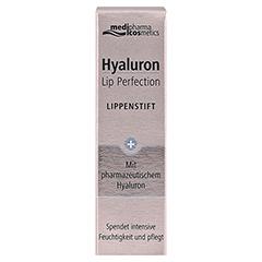 HYALURON LIP Perfection Lippenstift coral 4 Gramm - Vorderseite