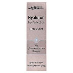 HYALURON LIP Perfection Lippenstift nude 4 Gramm - Vorderseite
