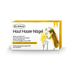 DR.BÖHM Haut Haare Nägel Tabletten 60 Stück