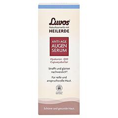 LUVOS Heilerde Anti-Age Augenserum 15 Milliliter - Vorderseite