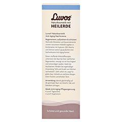 LUVOS Heilerde Anti-Age Nachtcreme 50 Milliliter - Rückseite