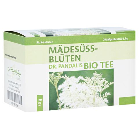 MÄDESÜSSBLÜTEN Dr.Pandalis Bio Tee Filterbeutel 20 Stück