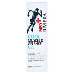 RIVIERA MED+ Cool Gel 75 Milliliter - Rückseite