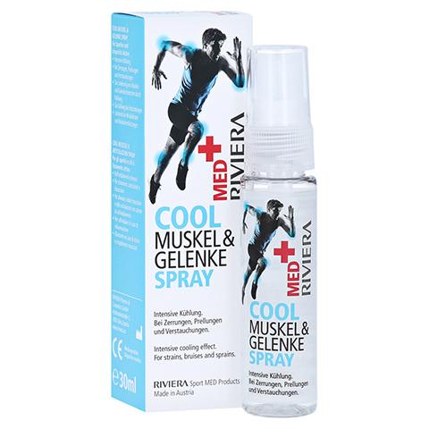 RIVIERA MED+ Cool Spray 30 Milliliter