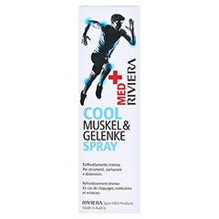 RIVIERA MED+ Cool Spray 30 Milliliter - Rückseite